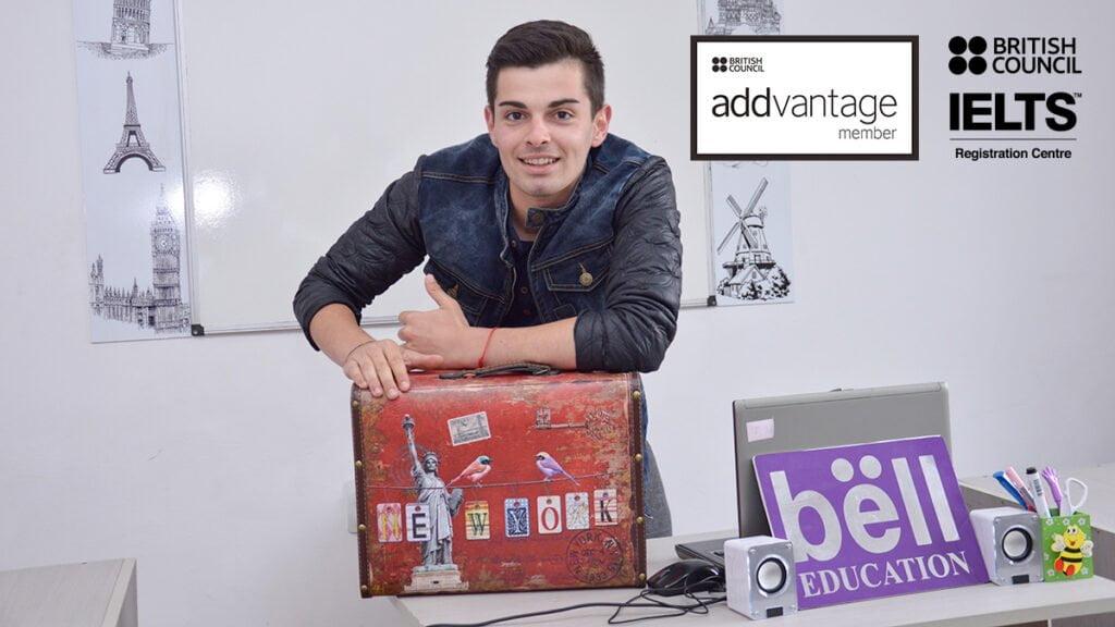 Учебен център Bell Education е член на партньорската програма Addvantage към Британски съвет в България
